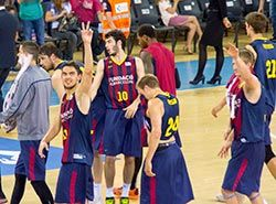 basketball training camp barcelona spain tickets