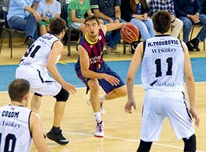 Basketball training camp in Barcelona - Tickets to Barcelona matches