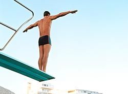 Diving Training Camp in Barcelona, Spain