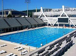 Training and swimming pools in Barcelona, Olympic size pools in Spain