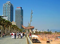Travel to Barcelona - Things to do in Barcelona - Sightseeing in Barcelona