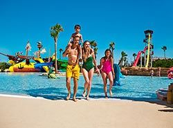 Events in Barcelona - Sightseeing in Barcelona - Water parks