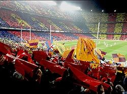 Events in Barcelona - Sightseeing in Barcelona - Tickets FC Barcelona football match