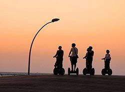 Events in Barcelona - Sightseeing in Barcelona - Segway Tour