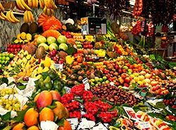 Attractions in Barcelona - Markets in Barcelona